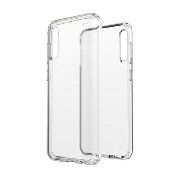 Калъф за Samsung Galaxy A50, поликарбонатов, Speck Presidio Clear, прозрачен image