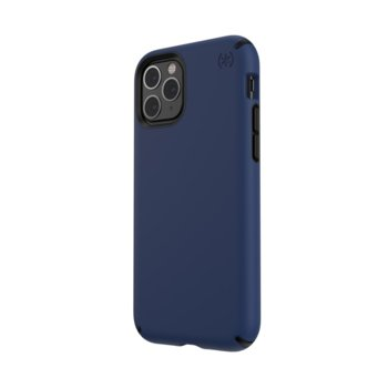 Калъф за Apple iPhone 11 Pro, поликарбонатов, Speck Presidio Pro 129891-8531, син image