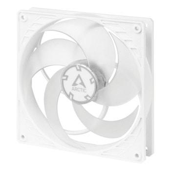 Вентилатор 140mm, Arctic P14 PWM PST White/Transparent, 4-pin, 1700 rpm image