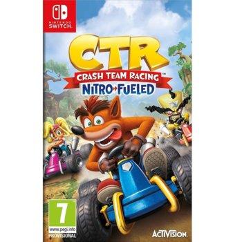 Crash Team Racing Nitro-Fueled (Nintendo Switch) product