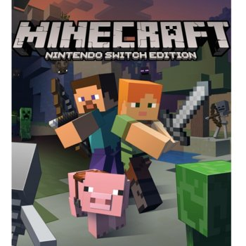 Игра за конзола Minecraft Switch Edition, за Switch image
