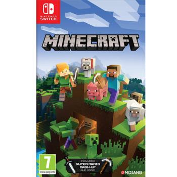 Игра за конзола Minecraft Switch Edition, за Switch image