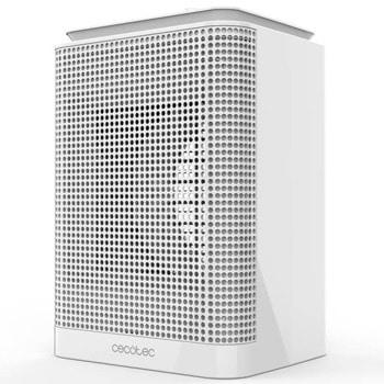 Вентилаторна печка Cecotec ReadyWarm 6150 Ceramic Rotate Style, 1500W, 2 степени, защита от прегряване, автоматично изключване, бяла image