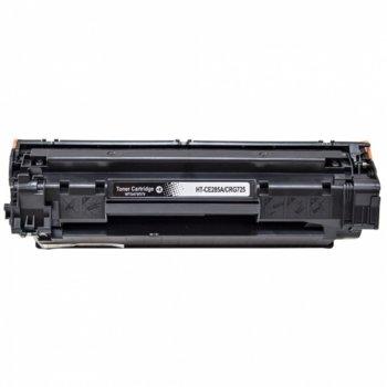 Тонер касета за HP LaserJet P1005/P1006/M1120/M1522/P1500/P1505/Pro M1130/M1132/M1212/M1217/P1102/Canon i-SENSYS LBP3010/LBP3100/LBP6000/MF301, Black - CE285A - 5188 - - Неоригинален, Заб.: 1600 к image