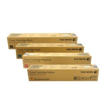 Касета за Xerox DocuCentre SC2020 - Cyan - P№ 006R01694 - Заб.: 3 000k image