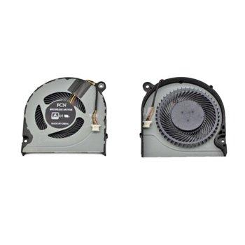 Вентилатор за Acer Nitro AN515-51, AN515-52, Predator Helios 300, G3-571, G3-571G, 4pin, 5V - 0.5A image