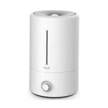 Овлажнител на въздух Xiaomi Deerma Ultrasonic Humidifier DEM-F628W, 25W, 5 l. вместимост на резервоара, автоматично изключване, бял image