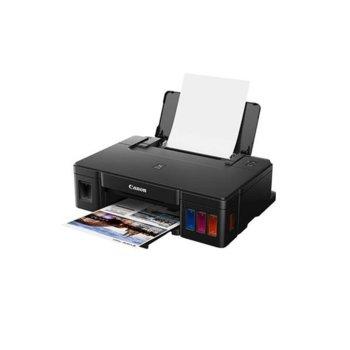 Мастиленоструен принтер Canon PIXMA G1411, цветен, 4800 x 1200 dpi, ~19 стр/мин, USB Type B, A4 image