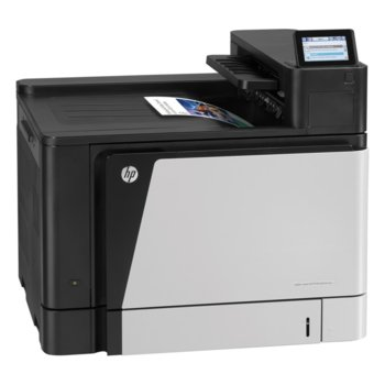 Лазерен принтер HP Color LaserJet Enterprise M855dn, цветен, 1200x1200dpi, 45стр/мин, LAN, USB, A3 image