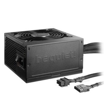 Захранване Be Quiet System Power 9, 500W, Active PFC, 80 Plus, 120mm вентилатор image