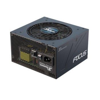 Захранване Seasonic Focus GX-850, 850W, Active PFC, 80 PLUS Gold, 120mm вентилатор image