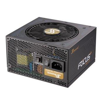 Захранване Seasonic FOCUS Plus, 750W, Active PFC, 80+ Gold, 120мм вентилатор image