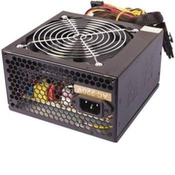 Захранване Segotep ATX-500WH, 500W, PSU, Passive PFC, 120mm silent вентилатор image