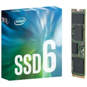 Памет SSD 1TB, Intel 665p Series, NVMe, M2 (2280), скорост на четене 2000 MB/s, скорост на запис 1925 MB/s image