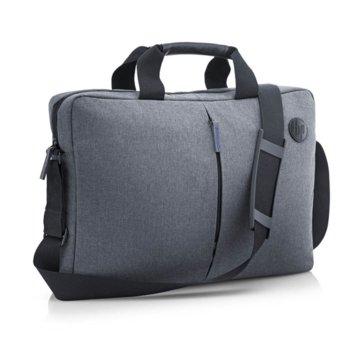 "Чанта за лаптоп HP Essential Topload, до 17.3""(43,94 cm), сива image"