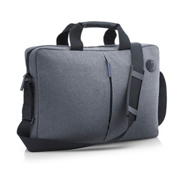"Чанта за лаптоп HP Essential Topload (T0E18AA), до 17.3""(43,94 cm), сива image"