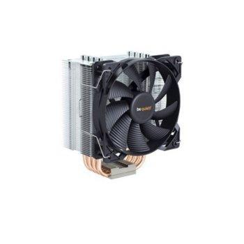 Охлаждане за процесор Be quiet! PURE ROCK, съвместимост с LGA 115x/1366/2011(-3) & AM2(+)/AM3(+)/AM4/FM1/FM2 (+) image