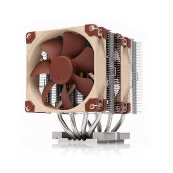 Охлаждане за процесор Noctua NH-D9-DX-3647-4U, съвместим с Intel LGA3647 image