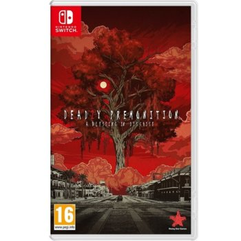 Deadly Premonition 2:A Blessing in Disguise Switch product