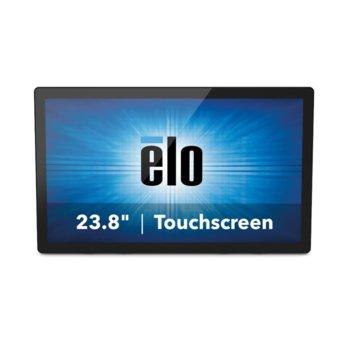 """Монитор Elo 2494L, 23.8""""(60.45 cm) тъч панел, Full HD, HDMI, DisplayPort, VGA image"""
