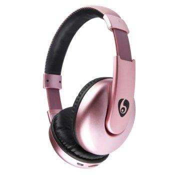 Слушалки Ovleng MX888, безжични, микрофон, SD, FM, Различни цветове image