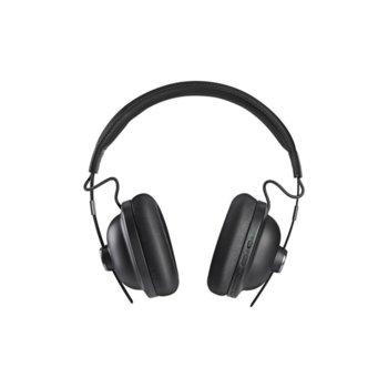 Слушалки Panasonic RP-HTX90NE, безжични, микрофон, Bluetooth, до 24 часа работа, черни image