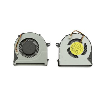 Вентилатор за Toshiba Satellite L40-B L45-B, DC 5V, 0.5A, 3 pin image