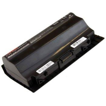 Батерия (заместител) за лаптоп Asus, съвместима с G75/G75V/G75VM/G75VW/G75VX 3D, 14.4V, 5200mAh  image