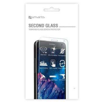 Протектор от закалено стъкло /Tempered Glass/ 4smarts Second Glass, за Samsung Galaxy J2 2017 image