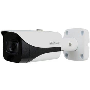 """HDCVI камера Dahua HAC-HFW2501E-A-0360B, насочена """"bullet"""" камера, 5 Mpix(2592x1944@20fps), 3.6mm обектив, IR осветеност (до 40м), външна IP67 image"""