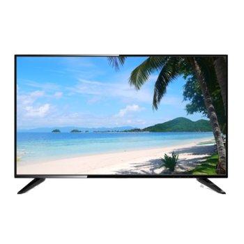 """Монитор Dahua DHL43-F600, 42.5""""(108.00 cm) LED панел, Full HD, 5ms, 1200:1, 350cd/2, HDMI, VGA image"""
