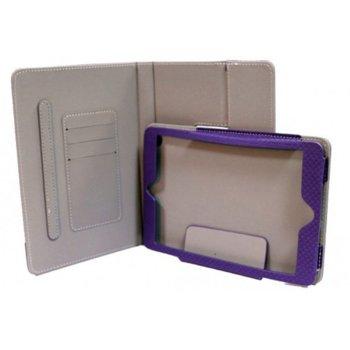 Калъф М-079 за iPad mini лилав - 14517 product