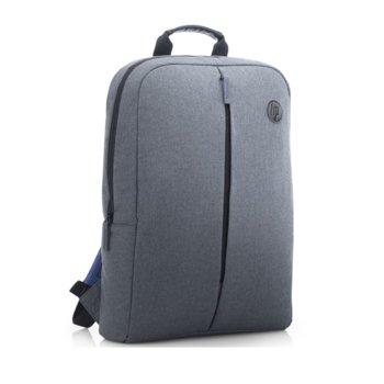 "Раница HP Value Backpack K0B39AA, за лаптоп до 15.6"" (39.62cm) image"