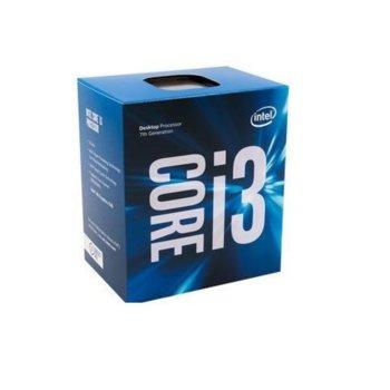 Процесор Intel Core i3-8300, четириядрен (3.7GHz, 8MB Cache, 350MHz-1.15GHz GPU, LGA1151) BOX, с охлаждане image