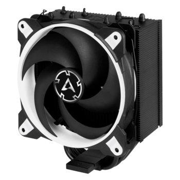 Охлаждане за процесор Arctic 34 eSports White ACFRE00057A, съвместимост със сокети LGA2066/2011-3/2011-0/1151/1150/1155/1156 & AM4 image
