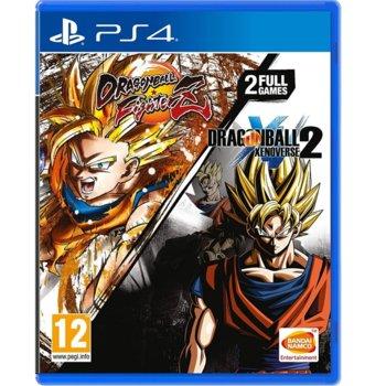 Игра за конзола Dragon Ball FighterZ and Xenoverse 2, за PS4 image