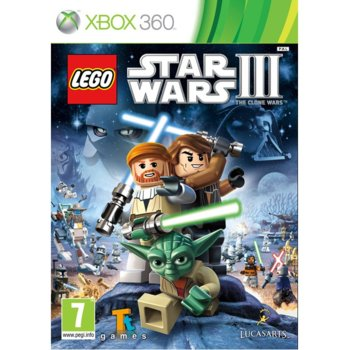 Lego Star Wars III: The Clone Wars product