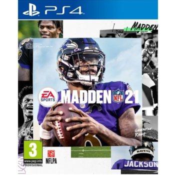 Игра за конзола Madden NFL 21, за PS4 image