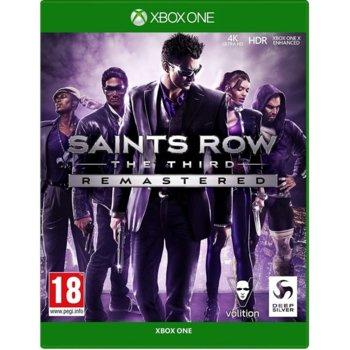 Игра за конзола Saints Row: The Third - Remastered, за Xbox One image