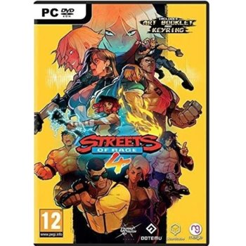 Streets of Rage 4 PC product