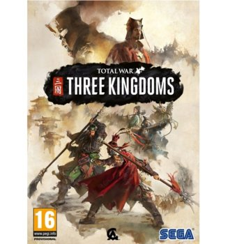 Total War: Three Kingdoms Limited Edition PC product