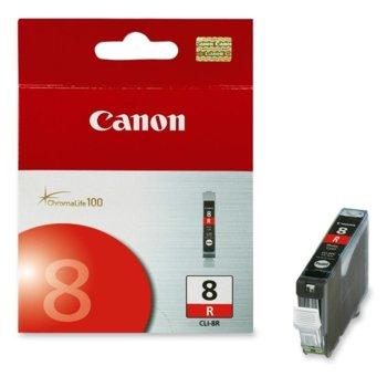 Мастило за Canon PIXMA Pro9000, Pro9000 Mark II - Red - CLI-8R - P№ 0626B001 - 13ml image