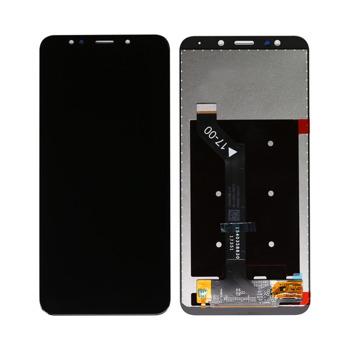 Дисплей за Xiaomi Redmi 5 Plus / Redmi Note 5 с тъч, черен image