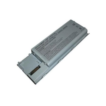 Батерия (заместител) за DELL Latitude D620, съвместима с D630/D631/Precision M2300, 6cell, 11.1V, 4400mAh image