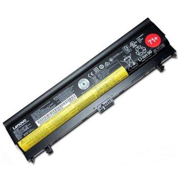 Батерия (оригинална) за Lenovo, съвместима с Thinkpad L560/L570, 6-cell, 10.8V, 4400mAh image