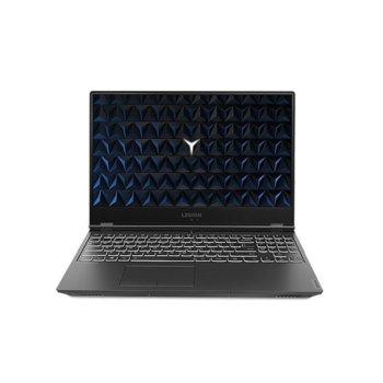 "Лаптоп Lenovo Legion Y540-15IRH-PG0 (81SY008XRM), шестядрен Coffee Lake Intel Core i7-9750H 2.6/4.5 GHz, 15.6"" (39.62 cm) Full HD Anti-Glare IPS Display & GF GTX 1650 4GB, (mDP), 256GB SSD, 1x USB-C, No OS image"