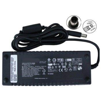 Захранване (заместител) за лаптопи Dell XPS 17 L701x L702x, 19.5V/6.7A/130W, 7.4x5.0mm жак image