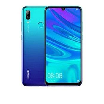 "Смартфон Huawei Y7 2019 (Aurora Blue), поддържа 2 sim карти, 6.26"" (15.90 cm), HD IPS дисплей, осемядрен Qualcomm SDM450 Snapdragon 450 1.8 GHz, 3GB RAM, 32GB Flash памет(+ microSD слот), 13 & 2 MPix + 8 MPix камера, Android 8.1, 168 g image"