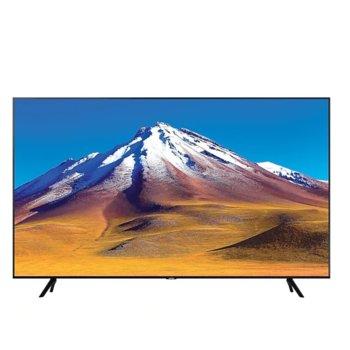"Телевизор Samsung 65TU7092 (UE65TU7092UXXH), 65"" (165.1 cm) LED 4K UHD Smart TV, HDR, DVB-T2/C/S2, Wi-Fi, LAN, 2x HDMI, 1x USB, енергиен клас G image"
