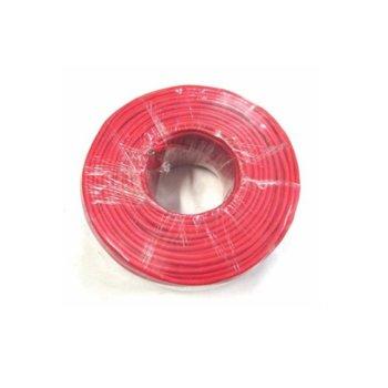 Пожарен кабел (ролка) J-H(st)H (1x2x1 + 0.6) patch, 100м, червен image